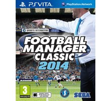 Football Manager Classic 2014 (PS Vita) - 5055277022960