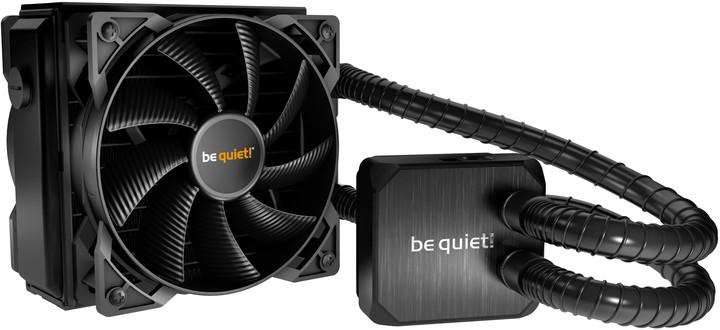 Be quiet! Silent Loop 120mm, vodní chlazení