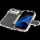 CELLY Wally Pouzdro typu kniha pro Samsung Galaxy S7, PU kůže, fuchsiové