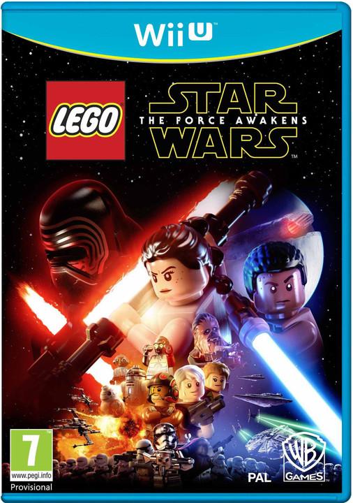 LEGO Star Wars: The Force Awakens (WiiU)