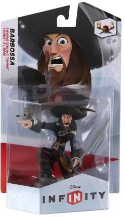 Disney Infinity: Figurka Barbossa
