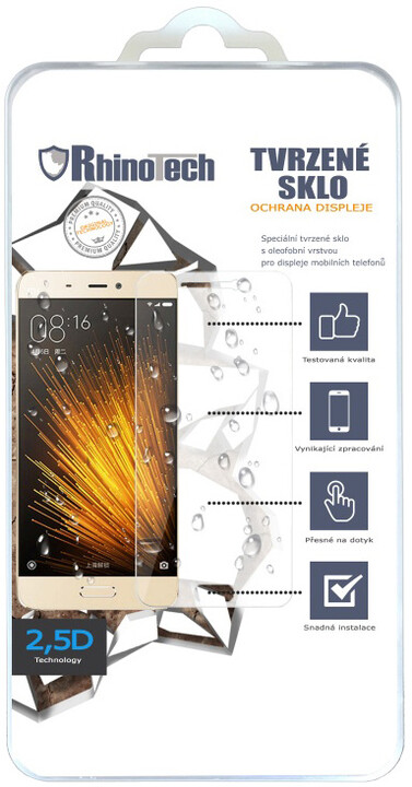 RhinoTech tvrzené ochranné 2,5D sklo pro Xiaomi Redmi 4A