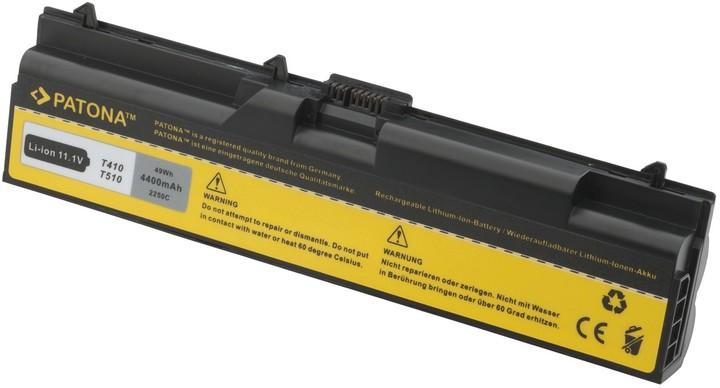 Patona baterie pro Lenovo, ThinkPad E40 E50 4400mAh 10,8V