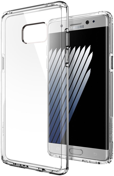 Spigen Ultra Hybrid pro Galaxy Note 7, crystal clear