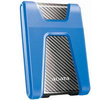 ADATA HD650, USB3.1 - 1TB, modrý - AHD650-1TU31-CBL