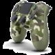Sony PS4 DualShock 4 v2, green camo