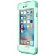 LifeProof Nüüd pouzdro pro iPhone 6s, odolné, zelená