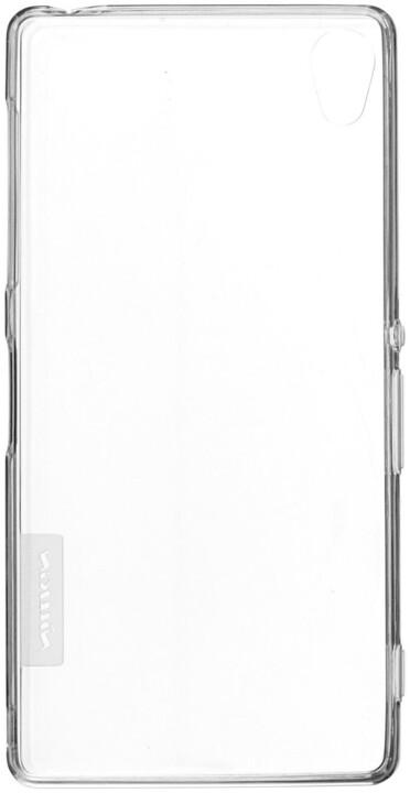 Nillkin Nature TPU Pouzdro Transparent pro Sony D6603 Xperia Z3