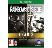 Rainbow Six: Siege - Year 2 GOLD (Xbox ONE) - 3307216002062