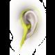 Sony MDR-AS410A, žlutá