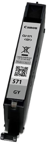 Canon CLI-571 G, šedá