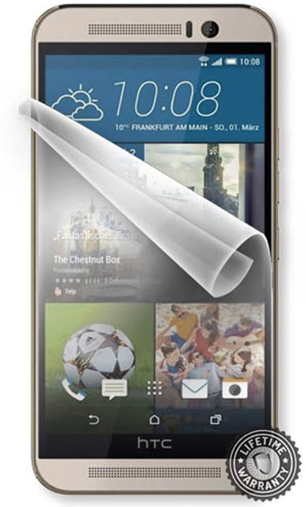 Screenshield fólie na displej pro HTC One M9