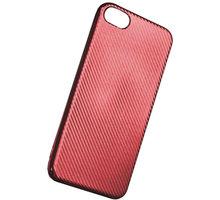 Forever silikonové (TPU) pouzdro pro Huawei P8/9 LITE 2017, carbon/červená - TPUHUP8L2017CARE