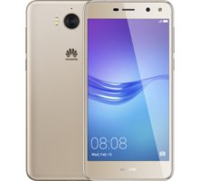 Huawei Y6 2017, Dual Sim, zlatá - SP-Y617DSGOM