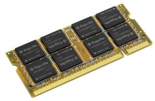 Evolveo Zeppelin GOLD 1GB DDR2 667 SO-DIMM