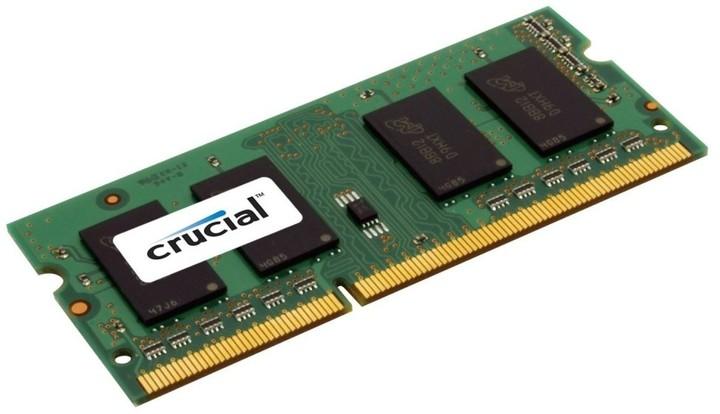 Crucial 8GB (2x4GB) DDR3 1600 SO-DIMM