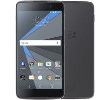 BlackBerry DTEK50, šedá - PRD-62981-004 + Zdarma CulCharge MicroUSB kabel - přívěsek (v ceně 249,-)