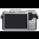 Panasonic DMC-GF7, stříbrná