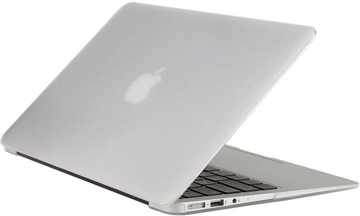 KMP ochranný obal pro 13'' MacBook Air, 2015, průhledná