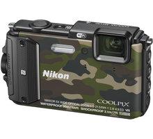 Nikon Coolpix AW130, camouflage - VNA843E1