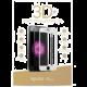 EPICO sklo 3D+ pro iPhone 6, bílá  + EPICO Nabíjecí/Datový Micro USB kabel EPICO SENSE CABLE