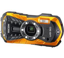 RICOH WG-50, oranžová - 04582