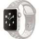 Apple Watch Nike + 38mm Silver Aluminium Case with Platinum / White Nike Sport Band