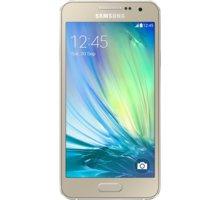 Samsung Galaxy A3, zlatá