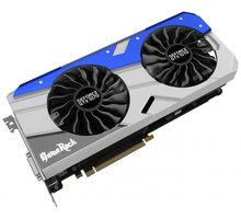 PALiT GeForce GTX 1070 GameRock Premium Edition, 8GB GDDR5 - NE51070H15P2G
