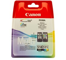 Canon PG-510/CL-511 Multipack - 2970B010