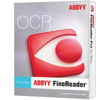 ABBYY FineReader Pro for Mac ESD - AB-09346