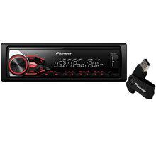 Pioneer MVH-180UI + 4GB USB flash