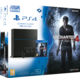 PlayStation 4, 1TB, černá + Uncharted 4: A Thief's End