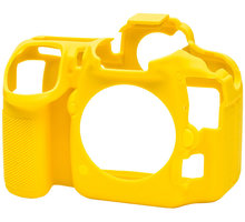 Easy Cover silikonový obal pro Nikon D500, žlutá - ECND500Y