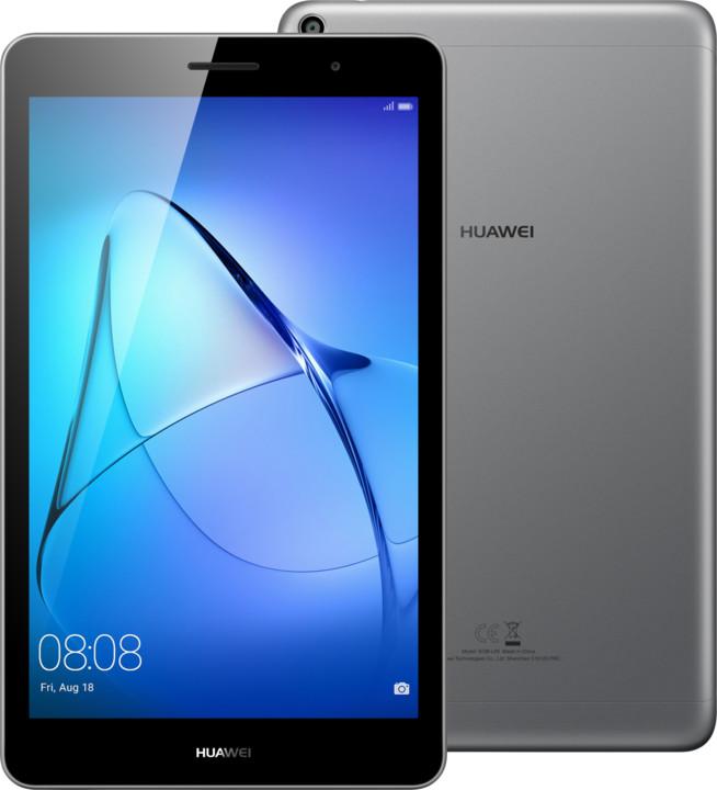 Huawei Mediapad T3 8 - 16GB, šedá