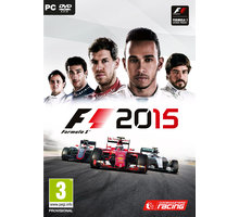 F1 2015 - PC - PC - 5908305210085