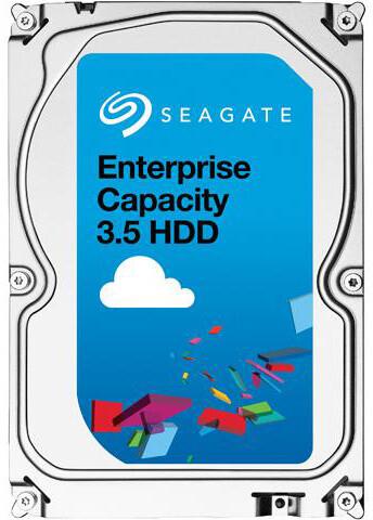 Seagate Enterprise Capacity SATA - 3TB