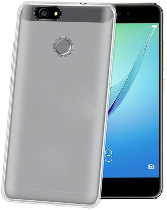CELLY Gelskin pouzdro pro Huawei Nova, bezbarvé