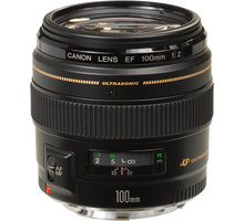 Canon EF 100mm f/2.0 USM - 2518A019AA