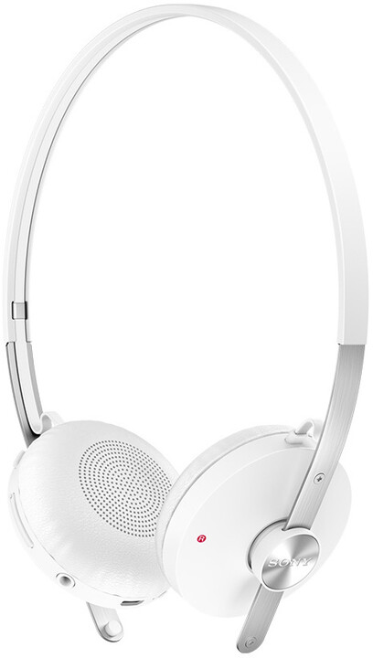 Sony SBH60 Stereo Bluetooth Headset, bílá