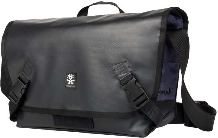 Crumpler Muli 7500 - black / dark navy