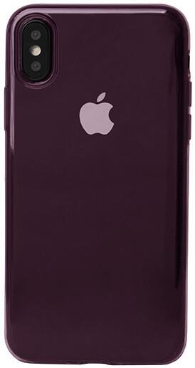 EPICO ultratenký plastový kryt pro iPhone X TWIGGY GLOSS - rose gold
