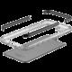 Cellularline TETRA FORCE CASE PRO pouzdro pro Apple iPhone 7, 3 stupně ochrany, černá