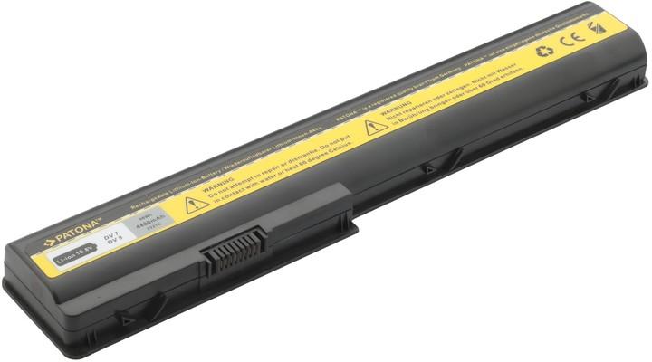 Patona baterie pro HP PAVILION DV7 4400mAh Li-Ion 11,1V