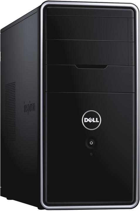 Dell Inspiron (3847), černá