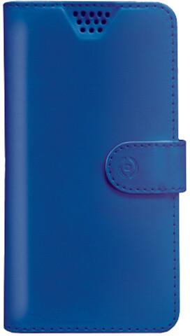 """CELLY Wally Unica pouzdro, velikost L 4"""" - 4,5"""", modrá"""