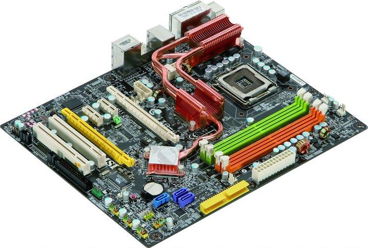 Microstar P35 NEO2-FIR - Intel P35
