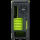 CoolerMaster CM693 III, okno, černo-zelená