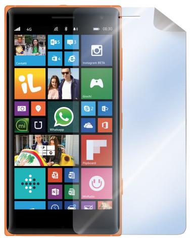 CELLY ochranná fólie pro Nokia Lumia 735, lesklá, 2ks