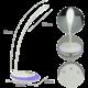 IMMAX S11-A LED lampička se záložní baterkou, 120lm,